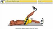 6 упражнения и тренировки за гърди на 3 level