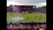 ЦСКА - Левски 1:1 (гола на В.Димитров)
