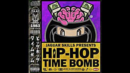 Jaguar Skills Hip-hop Time Bomb 1983