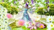Вълшебницата Пролет! ... (анимация) ... (music by Tim Janis)