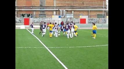 Най-добрата тактика във футбола !