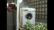 Тухла в пералня
