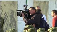 Syria: Russian troops enjoy Christmas festivities at Hmeymim airbase
