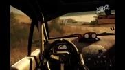 Colin Mcrae Dirt 2 demo gameplay