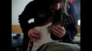 Judas Priest Painkiller Solo Cover