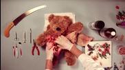 Ужас,теди беше опериран :) Teddy Has An Operation