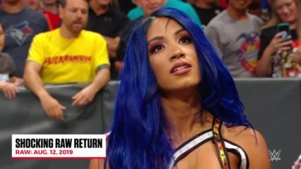 Sasha Banks' greatest moments: WWE Playlist