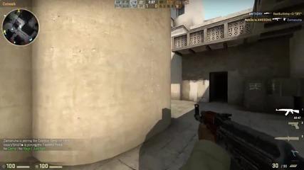 Counter Strike: Global Offensive #4 - Най-сетне Multiplayer! :d