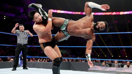 Cedric Alexander vs. Hideo Itami: WWE 205 Live, Jan. 9, 2019