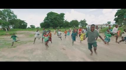 World Vision - Деца от Замбия за пръв път пият чиста вода