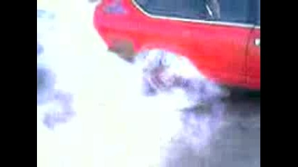 Alfetta Gtv Burnout