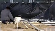 Тренировъчната база на Лудогорец готова до месец