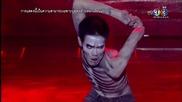 Момче с гъвкаво тяло шокира журито с танцов спектакъл! Полуфинал на Thailand's Got Talent 2о15