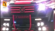 Раждането на един Звяр! Mercedes G55 Hamann