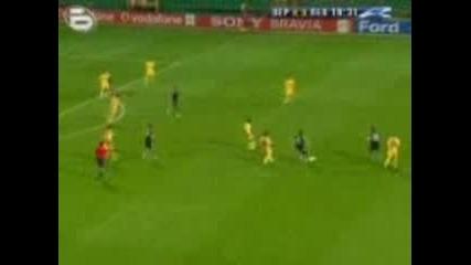 Werder (bremen) - Levski (sofia) Half1
