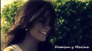 La Tempestad - Quiero Escuchar Tu Voz - Ximena Navarrete ( Marina ) and William Levy ( Damian )