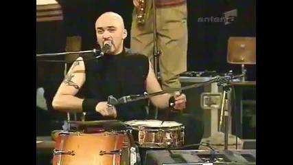 Goran Bregović - Niculeta - (LIVE) - Bucurest - Antena