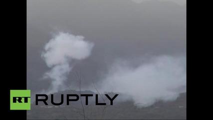 Продължават ръководените от Саудитска арабия въздушни удари в Йемен въпреки примирието