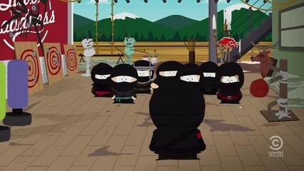South Park - Naughty Ninjas - S19 Ep07