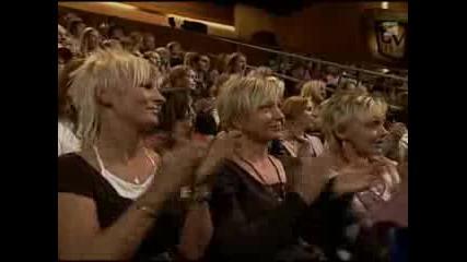 Stefan Raab Vs Fergie At Tv Total