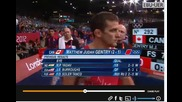 2012 Olympic Games- Freestyle Wrestling, Repechage 74 kg, M. Gentry (can) vs. D. Tsargush (rus)