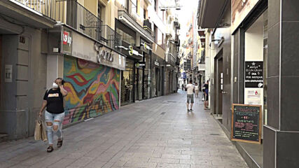 Spain: 200,000 placed under lockdown in Catalonia amid COVID-19 outbreak