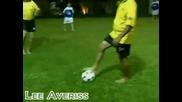 14-годишният Неймар показва умения от малък