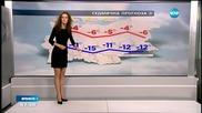 Прогноза за времето (18.01.2016 - сутрешна)