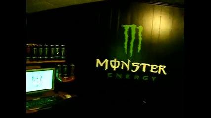 Monster Energy - стая