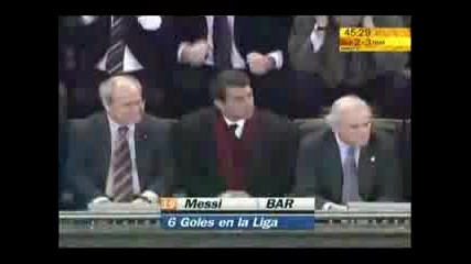 Messi - Real 3:3