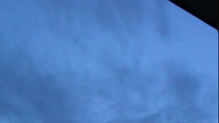 Надуваем балон или Нло 18.10.2015г. 18ч.53мин.