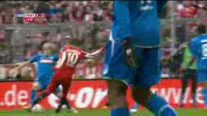 Байерн Мюнхен - Хофенхайм 4 - 0 / Bayern Munchen - Tsg Hoffenheim 4 - 0 All Goals Highligh
