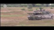 Leopard 2 - Stridsvagn 121_122