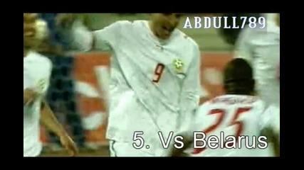 Berbatov Top 10 Goals