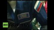 ISS: Russian Volkov, Kazakh Aimbetov and Dane Mogensen enter ISS