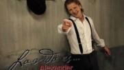 Alexander Acha - La vida es (TV Spot) (Оfficial video)