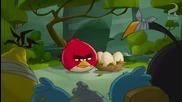 Angry Birds - s1 / е10 - Off Duty / Ядосани птици - Сезон 1 / епизод 10 - не на работа
