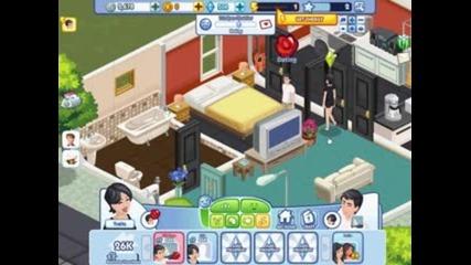 Любов в The Sims Social