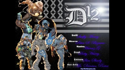 New D12 - Hit Me With Your Best Shot (leaked by koolo)