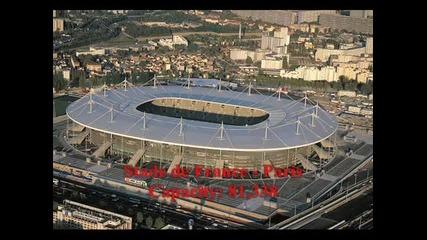 най-големите стадиони в Европа
