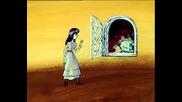 Руска анимация. Алиса в Зазеркалье Серия 1
