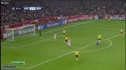 Арсенал 2:0 Борусия ( Дортмунд ) 26.11.2014