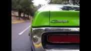 кола - Dodge Charger 1972