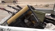 Iraq: Islamic State convoy destoryed in air strikes