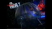 мотористи правят шоу...глобусът на смъртта - цирк Балкански !!!