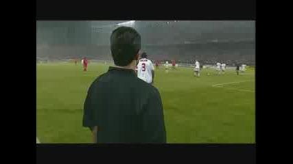 Liverpool Vs Milan (2005 Year)
