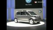 New Volkswagen Space Up Concept In Los Angeles