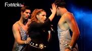 Helena Paparizou & Melisses at Kastro Mitilinis
