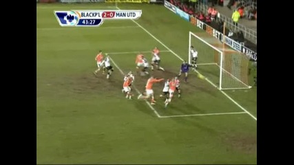 Blackpool - Manchester United 2:3