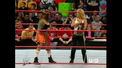 Mickie James Vs. Maria Kanellis